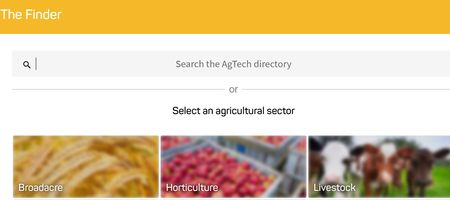 Finding farm tech is now easier