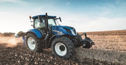 High end New Holland on show at AgQuip