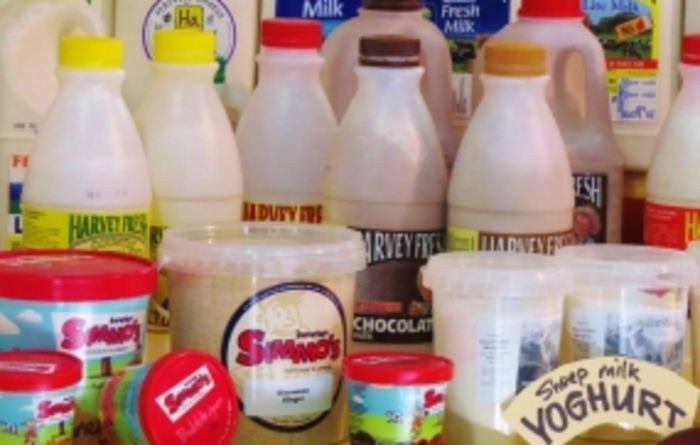 Dairy continues its comeback
