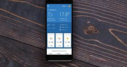 NEW PRODUCT: New look weather app