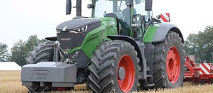 Research Report: Large front wheel assist tractors