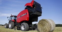 Case IH balers upgraded