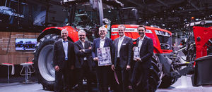 Massey Ferguson wins at Agritechnica