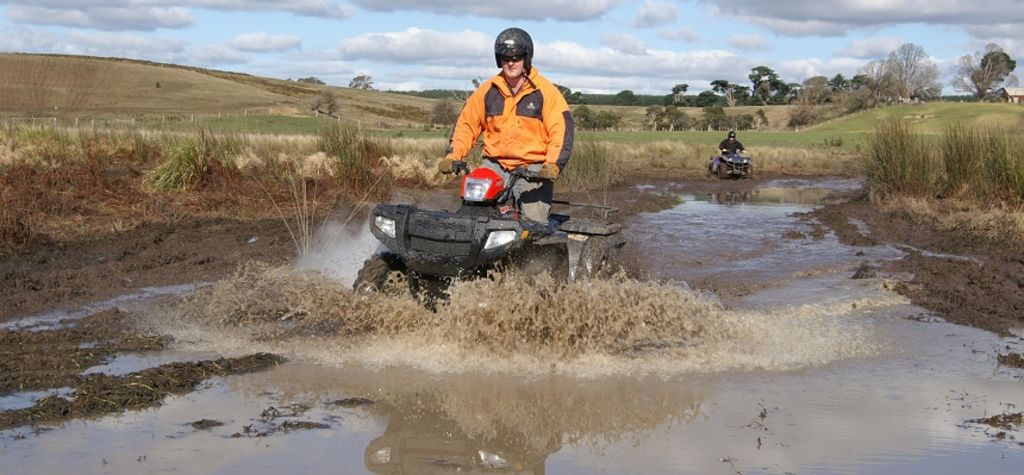 Quad bikes leading cause of death on farms