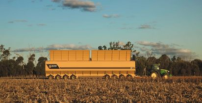 Coolamon launches 200 tonne mother bin
