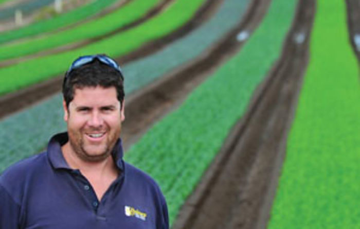 Australian Farmer of the Year: Andrew Bulmer