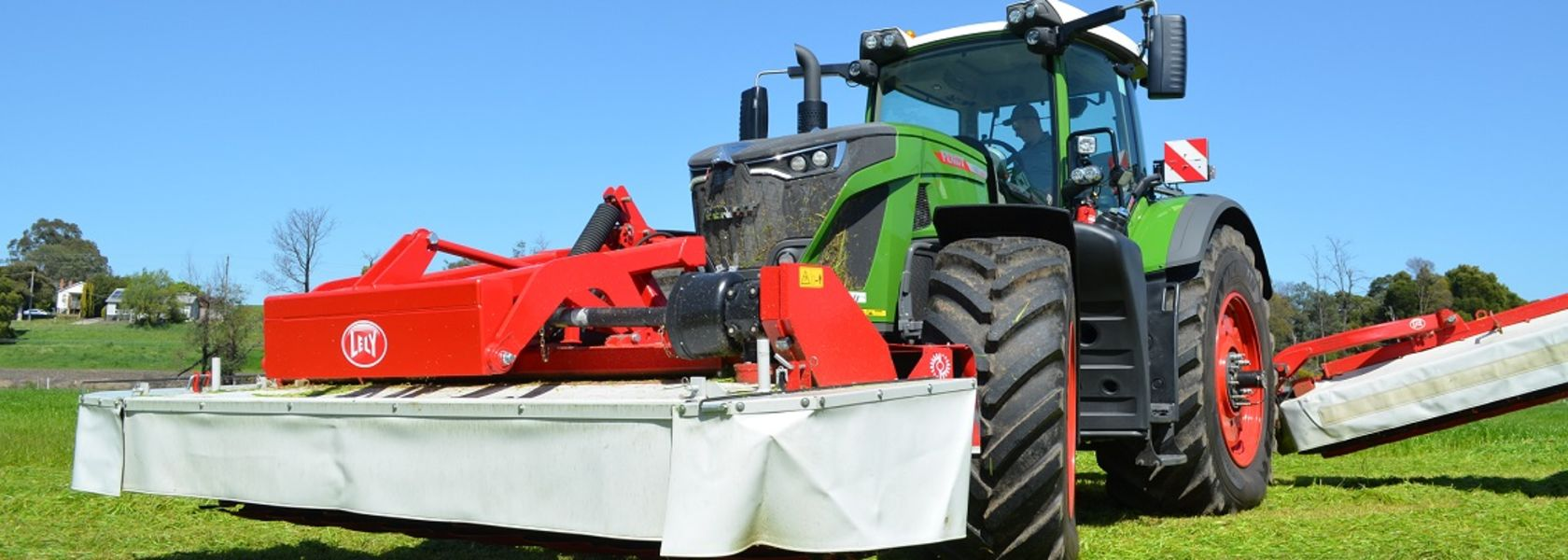 New Fendt range combines power and efficiency