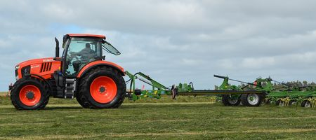 Kubota teams up with Escorts