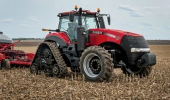 Tractors for every need, promises Case IH