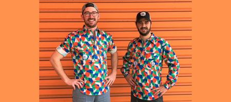Loud shirts to help mental health