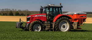 Massey Ferguson top-notch tech