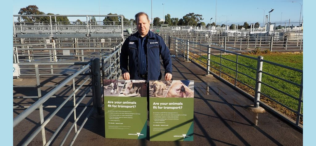 Reminder for livestock producers in Victoria