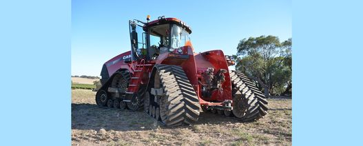 Machinery financing and farmer confidence lift