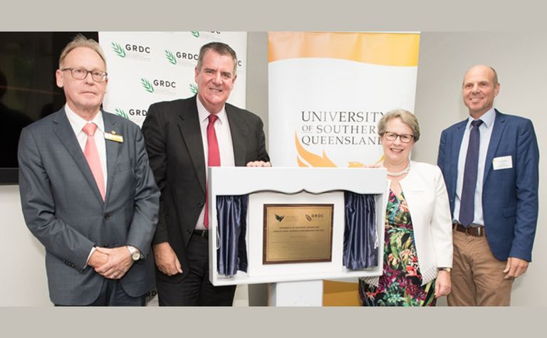 Agricultural science and engineering precinct opened