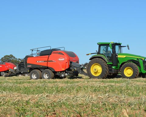 Record breaking tractor sales period continues