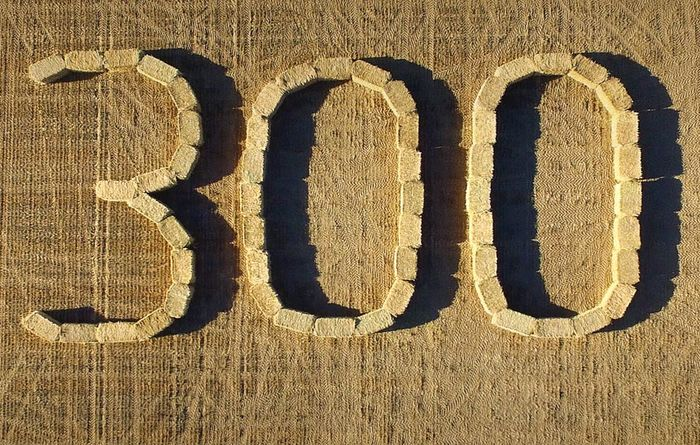 VIDEO: We celebrate 300 issues of Farming Ahead!