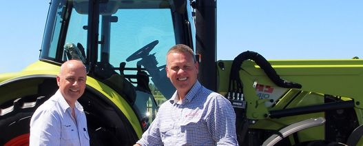 Three new dealerships added to CLAAS Harvest Centre network