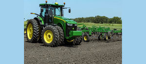 John Deere software update reminder