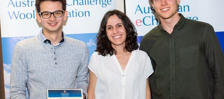 Coding app wins wool industry Tech eChallenge