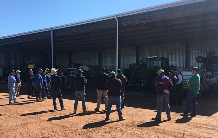 Workshops for young farmers start next week