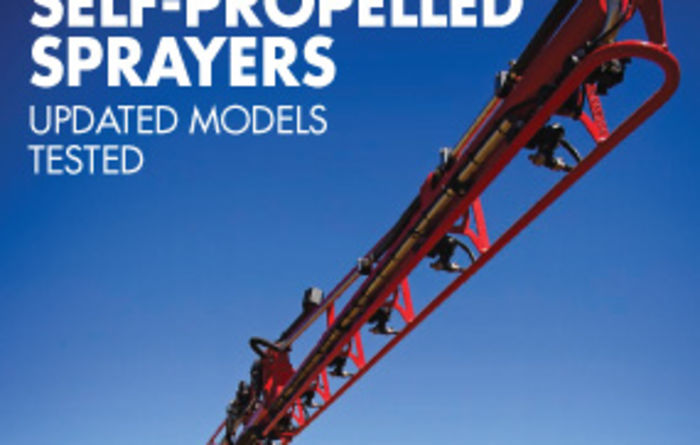 Research Report: SP Sprayer Update