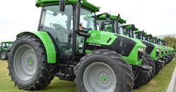 Tractor sales off to a positive start