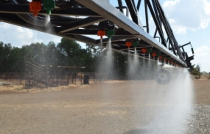 Get the low down on the latest sprayer tech