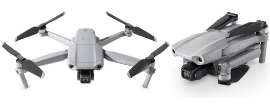 New DJI Mavic Air 2 released