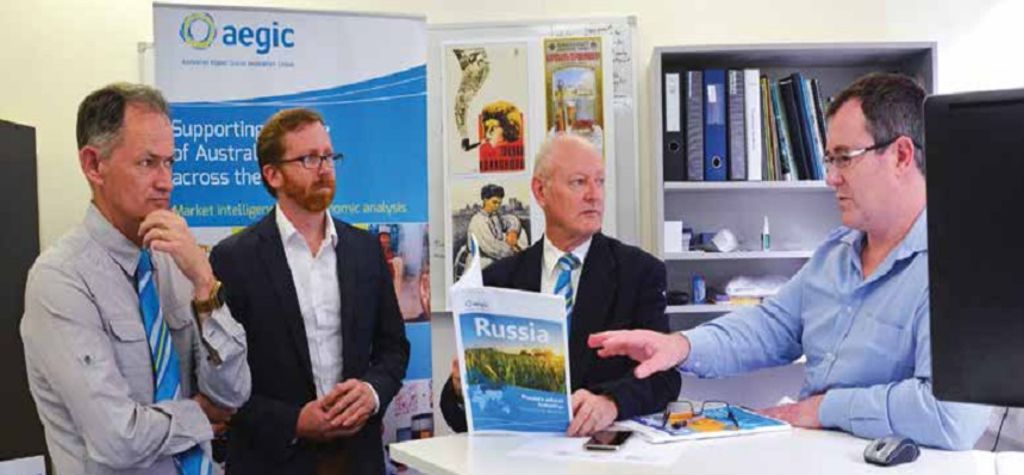AEGIC: Russia's wheat industry - Implications for Australia