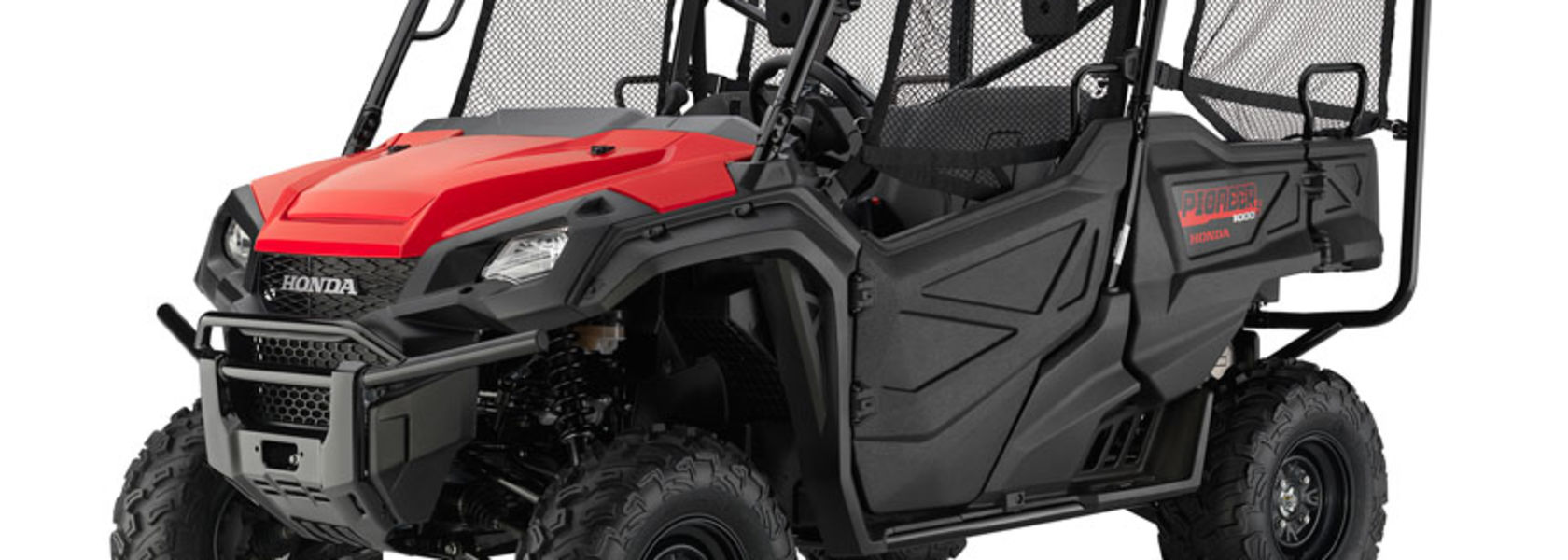 Honda Pioneer upgraded for 2017