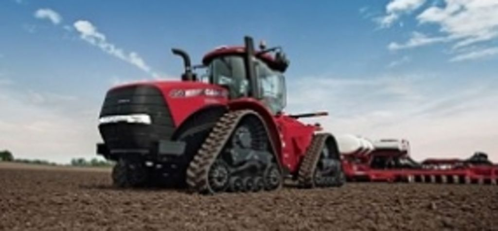 Case IH tractor to take market by storm