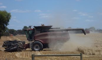 Harvest fire alert system available to farmer group