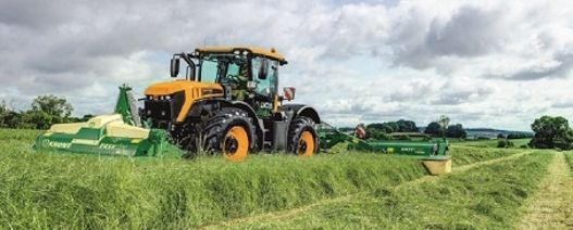 New Fastracs unveiled at Agritechnica