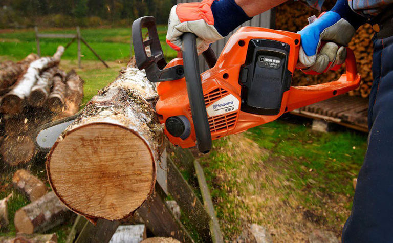 Cordless chainsaws come of age