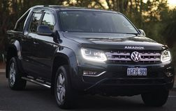 REVIEW: VW Amarok V6