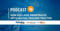 Podcast: New Holland Smartracks articulated tracked-tractor
