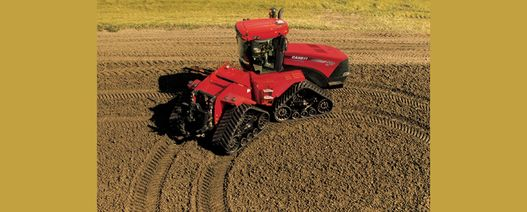 CVT Quadtrac wins Paris prize