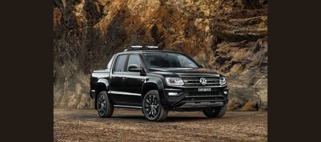 High spec Amarok available next month
