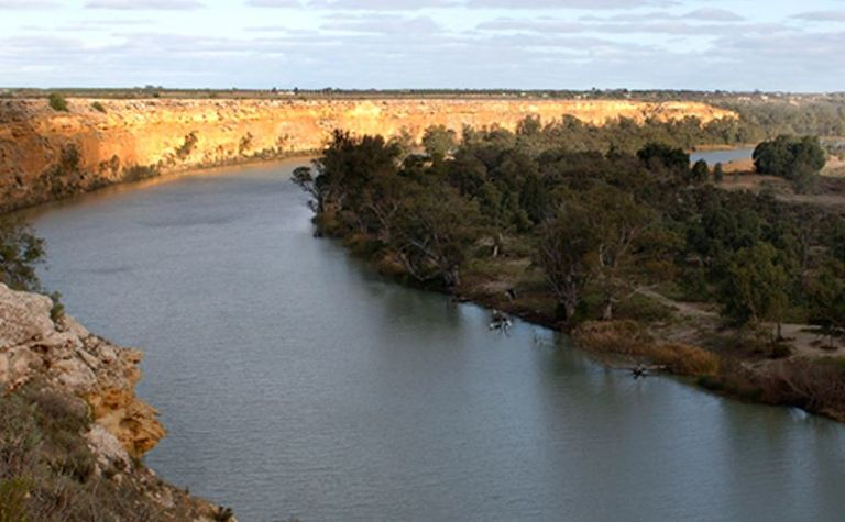 Environment boosted by basin plan