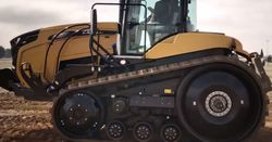 Video: Tracked Tractor Challenger MT700