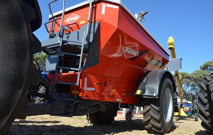 Kuhn spreader wins Machine of the Year gong at Horsham