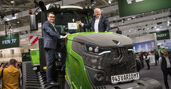 Fendt racks up awards in Germany
