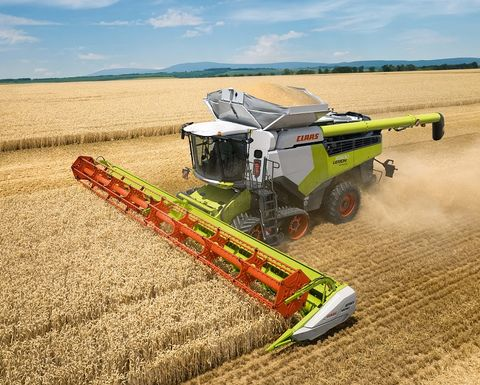CLAAS wins three Machine of the Year awards in Germany
