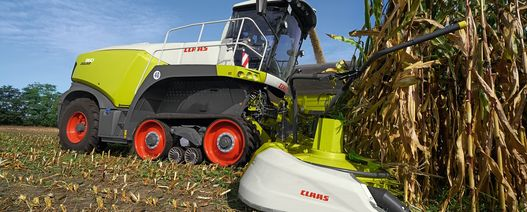 Record sales for Claas