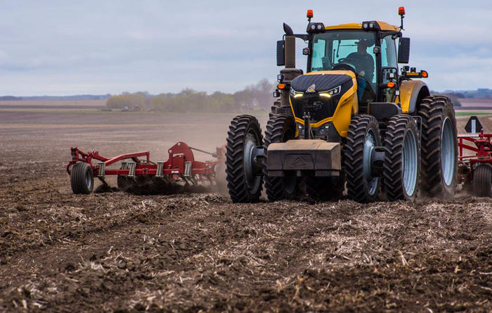 AGCO's triple at AE50 Awards