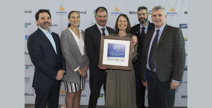 Tech savvy WA producers take home Award for Excellence