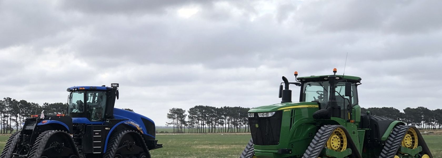 Tracked tractor testing gets rolling in WA
