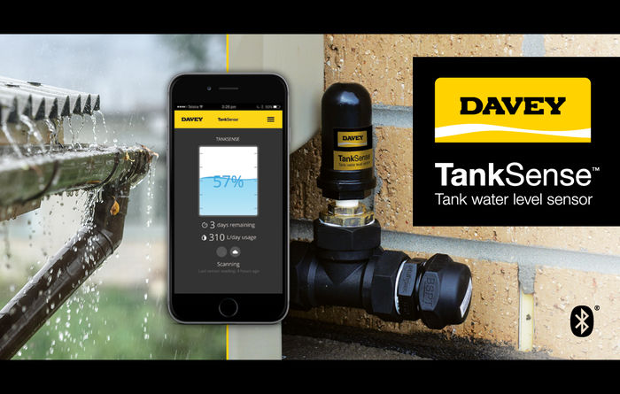 Tank level monitoring system can help water management