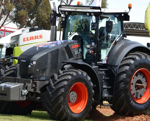 Tractor sales slip in 2018