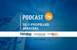 Podcast: Self-propelled sprayers